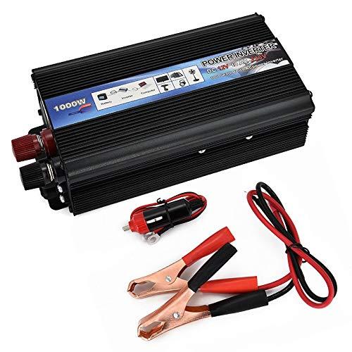 Hengyuanyi Peak Power Inverter 12 V Turn 110 V Peak Power 1000 W Auto Inverter Auto Power Umwandlung Equipment Xantrex-ladegerät