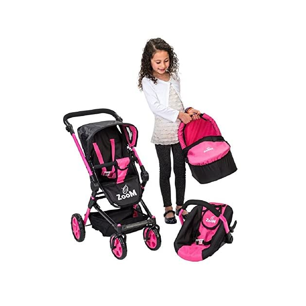 Baby Doll 3 in 1 Stroller Pram Pushchair