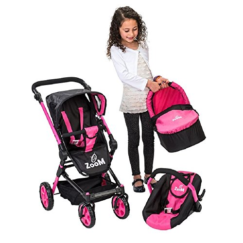 Baby Doll 3 in 1 Stroller Pram Pushchair 51Na23CHcrL