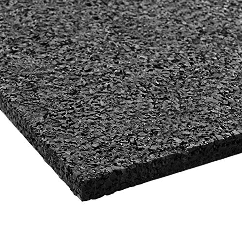 Floordirekt PRO Antivibration Schutzmatte - Gummigranulat -