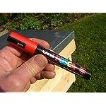 Queen bee marker pen set (5 pens) 14