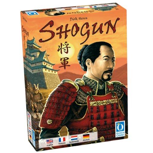 Queen Games 60451 - Shogun, Brettspiel (Brettspiel Shogun)