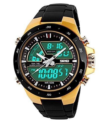 Digitale Uhren Outdoor-sport Männer Frauen Uhren Klettern Höhe Druck Kompass Schrittzähler Stoppuhr Elektronische Uhr Relogio Masculino Skmei