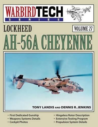 Lockheed AH-56A Cheyenne-WBT V. 27 by Tony Landis (2000-04-12)