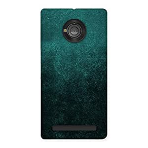 Beautiful Texture Back Case Cover for Yu Yuphoria