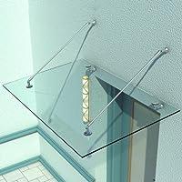 suchergebnis auf f r vordach glas edelstahl berdachung hauseingang baumarkt. Black Bedroom Furniture Sets. Home Design Ideas