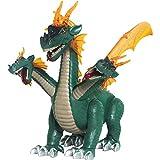 Juguetes y Juegos Dinosaurios Tiranosaurio para Caminar Brillante y...