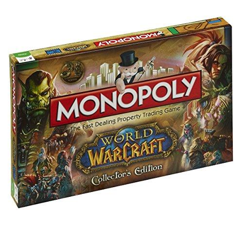 Winning Moves [UK-Import] World of Warcraft Monopoly