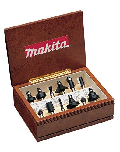 Makita D-53556 Fräser-Set 8mm 12Stk.