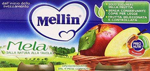 mellin-omogeneizzato-mela-12-confezioni-da-2-pezzi-da-100-g-24-pezzi-2400-g