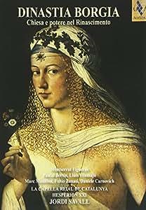 Dynastie Borgia (Coffret Livre-Disque 3 CD + 1 DVD)