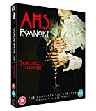 American Horror Story Season 6: Roanoke [Edizione: Regno Unito] [Blu-ray] [Import anglais]