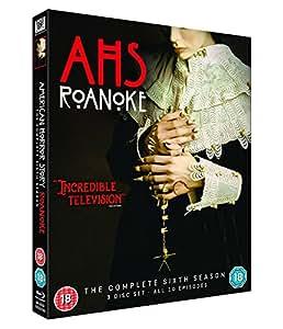 American Horror Story Season 6: Roanoke [Blu-ray] [2017]