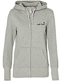 ONeill 8P6400 Sudadera, Mujer, Gris (Silver Melee), L