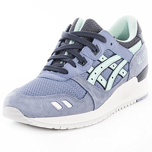 Asics Onitsuka Tiger Gel Lyte 3 III H62RQ-4876 Sneaker Shoes Schuhe Mens stone wash/light mint
