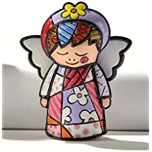 ROMERO BRITTO Mini Figur - Faith - Engel - Pop Art Kunst aus Miami #331388