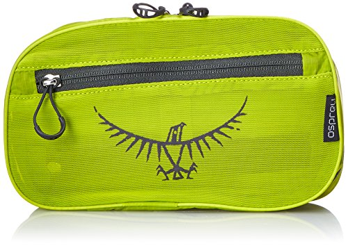 Osprey Ultralight Washbag Zip, Electric Lime, O/S