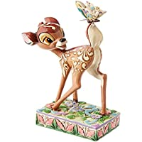 Disney Tradition 4010026 Bambi Resina, Design di Jim Shore, 12 cm