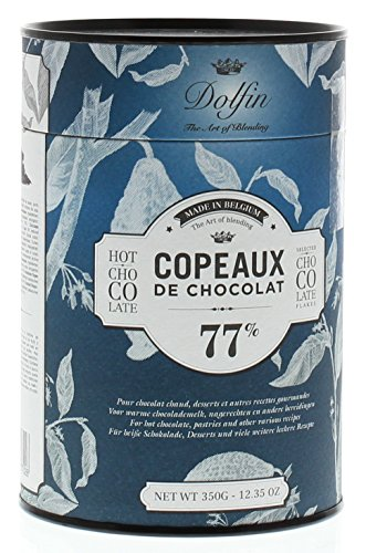 Dolfin - Les Copeaux Trinkschokolade 77% - 350g