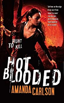 Hot Blooded: Book 2 in the Jessica McClain series (Jessica McCain) by [Carlson, Amanda]