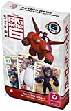 Disney Big Hero 6 6-in-1 Action/Pairs/Happy Famillies and Donkey Card Games by Disney