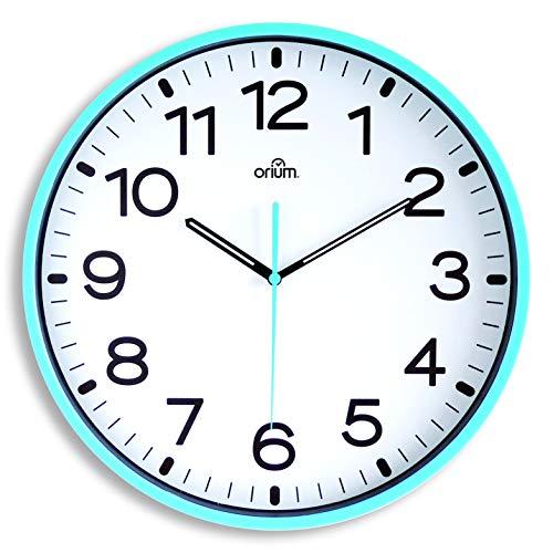 Orium 2116790341 - Reloj silencioso