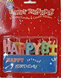 Alphabet Birthday Candles New Arrival Be...