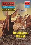 Perry Rhodan 1361: Das Anklam-Projekt: Perry Rhodan-Zyklus