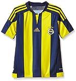 adidas Kinder Trikot Fenerbahçe Replica Heim, Dark Blue/Yellow, 164, S11929