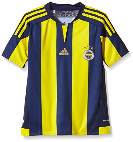 adidas Kinder Trikot Fenerbahçe Replica Heim, Dark Blue/Yellow, 152, S11929