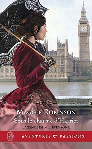 L'agence de Mme Evensong (Tome 4) - Sous le charme de Harriet (French Edition)