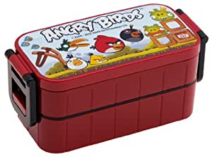 ANGRY BIRDS (Angry Birds) Women 2 stage lunch box YZW3 (japan import)
