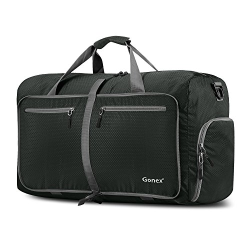 Gonex 60L Foldable Travel Duffle...