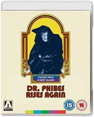 Bild von Dr Phibes Rises Again [Blu-ray] [UK Import]