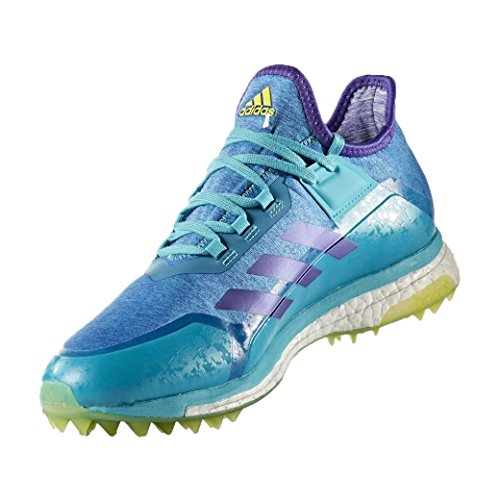 timeless design 77671 31422 7. adidas Womens Fabela X Aqua Yellow Hockey Schuh - SS18-38