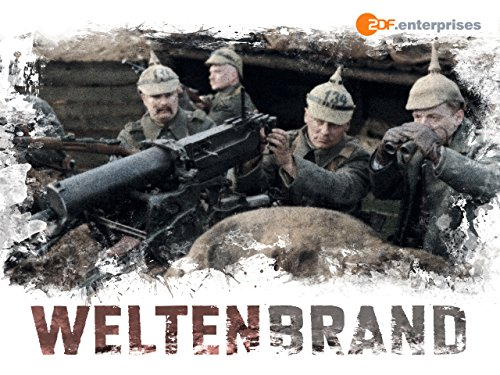 Weltenbrand Cover