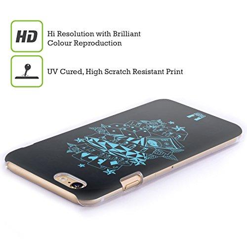 Head Case Designs Say Yes Diamanti Cover Retro Rigida per Apple iPhone 7 Plus / 8 Plus Portfortuna