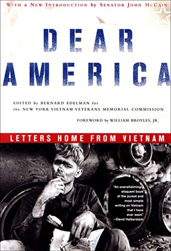 Dear America: Letters Home from Vietnam (Letters Home From Vietnam)