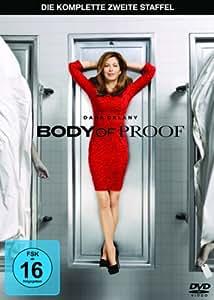 Body of Proof - Die komplette zweite Staffel [4 DVDs]