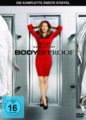 Body of Proof - Die komplette zweite Staffel [4 DVDs]