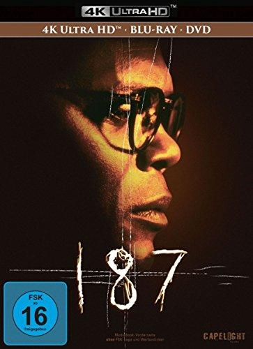 187 - Eine tödliche Zahl - Ultra HD Blu-ray [4k + Blu-ray Disc]