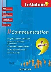Communication - Le Volum' - BTS, Licence Pro, Bachelor Communication