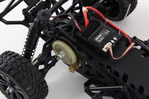 XciteRC 30407000 RC Auto Shortcourse one12 - 2WD Ready To Race Modellauto, grüne Karosserie 1:12 mit 2.4 GHz Fernsteuerung - 11