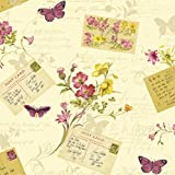 Arthouse Sophie Conran Reflections Luxury Wallpaper Wallpaper Postcards Home Rosa 950904