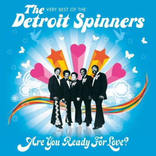 Detroit Spinners - Working My Way Back to You - Forgive Me Girl