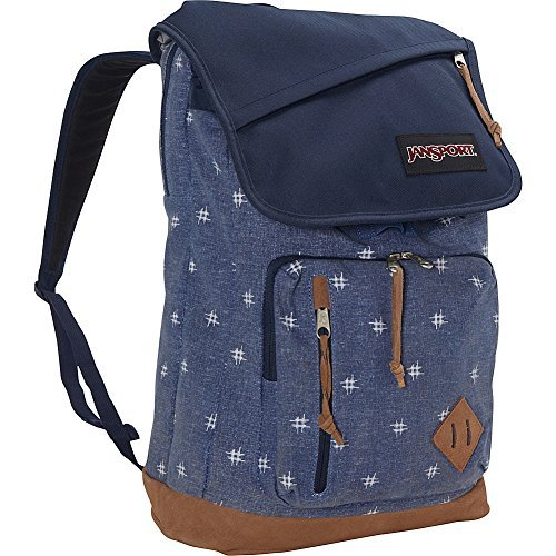 JanSport Mens Classic especialidad Hensley mochila – negro