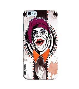 Omnam Cartoon Shef Laughing Printed Designer Back Case Apple iPhone 6 S Plus