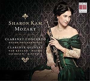 Mozart : Concerto pour clarinette, KV 622 - Quintette avec clarinette, KV 581