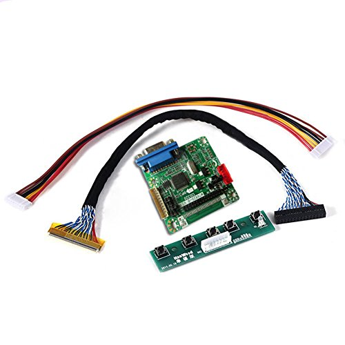 ZREAL mt6820-b Universal LVDS LCD Controller Controller Board 5 V 10