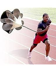 Stillcool ejercicios de velocidad resistencia del paracaídas de ejecutar la capacitación Chute Fútbol Deporte velocidad